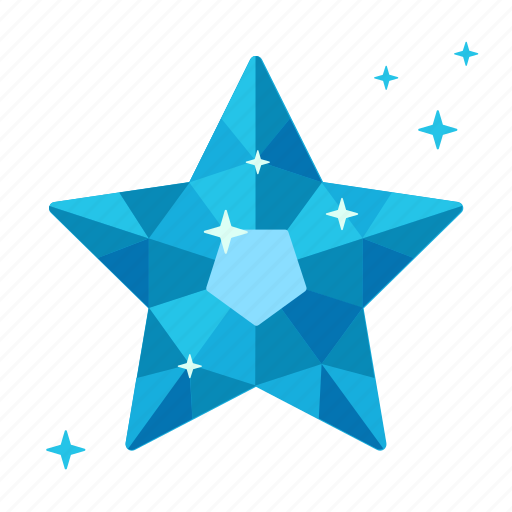 adamant, best, diamond, fafourite, glass, sapphire, star icon