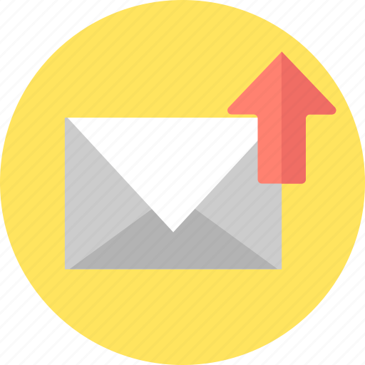 email, envelope, letter, mail, media, post icon