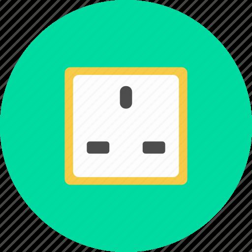 electric, electricity, plug, shoe, socket icon