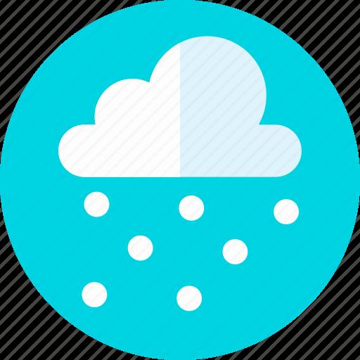 cloud, email, media, post, rain, raining icon