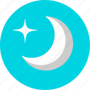 eid, moon icon