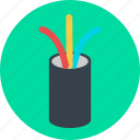 pen, pencil, stationary icon