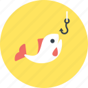 fish, fishtrap icon