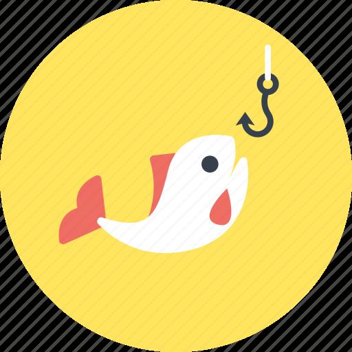 fish, fishtrap icon