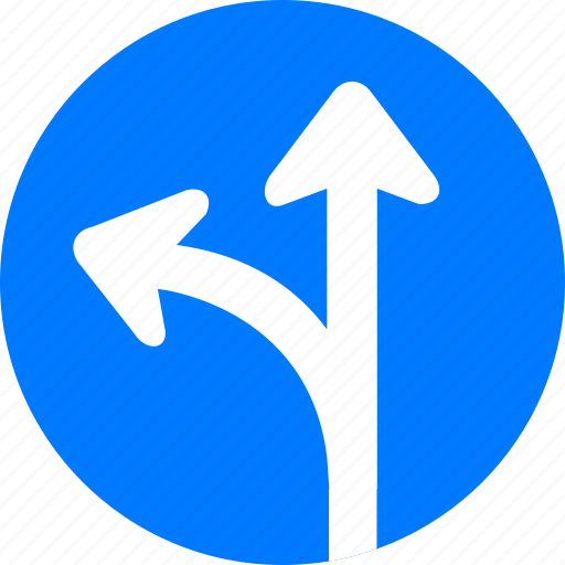 navigation, route, routes icon