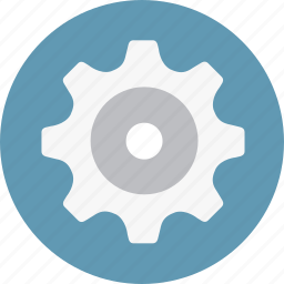 configuration, gear, options, parameter, preferences, setting, settings icon