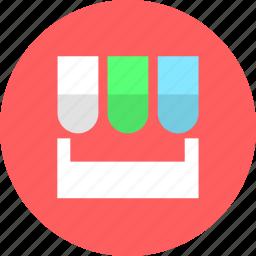 ecommerce, market, shop, shopping, store icon