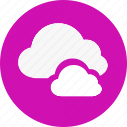 cloud, clouds, cloudy, weather icon