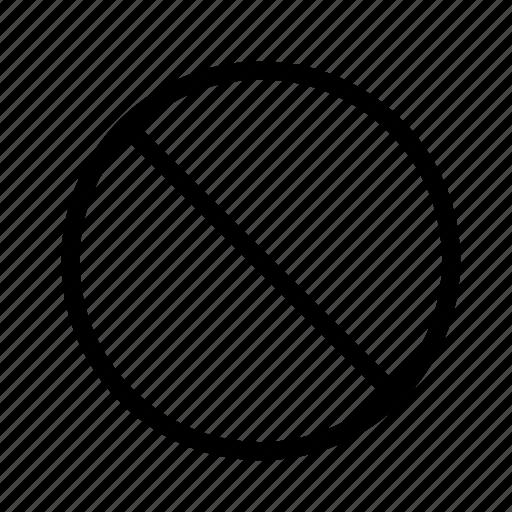 ben, cancel, no, stop icon