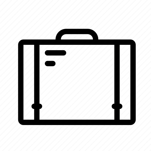 bag, business, packing, suitcase icon