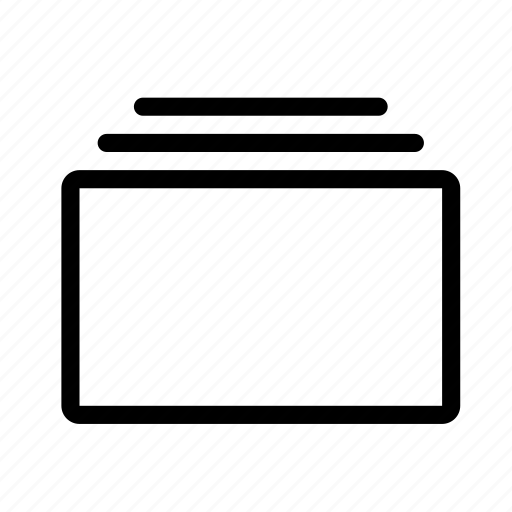 boxes, layer, slack, stack icon