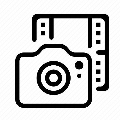 camera, image, record, video icon