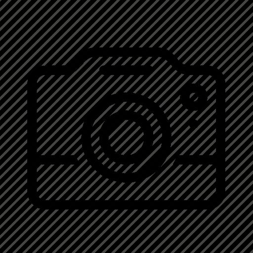 camera, old, photo, video icon