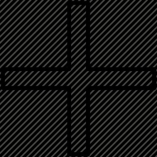 add, addition, cross, increase, new, plus icon