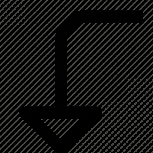 arrow, arrows, navigation icon