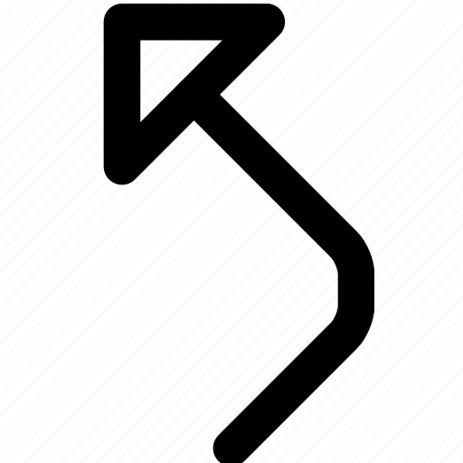 arrow, arrows, guideline, navigation icon