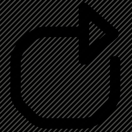 refresh, rotation, update, upgrade icon