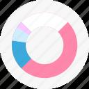 analytics, analyze, diagram, report, survey icon