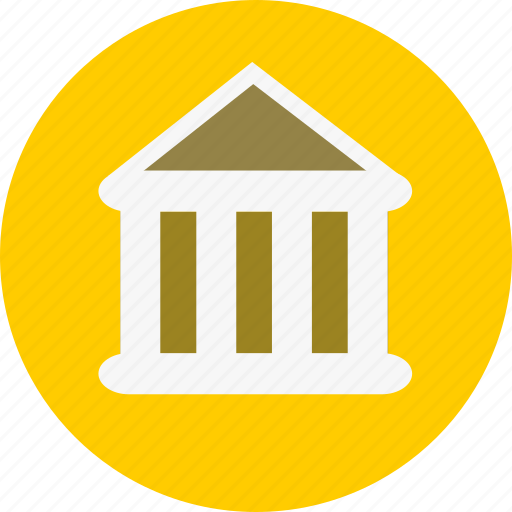 bank, finance, funds icon