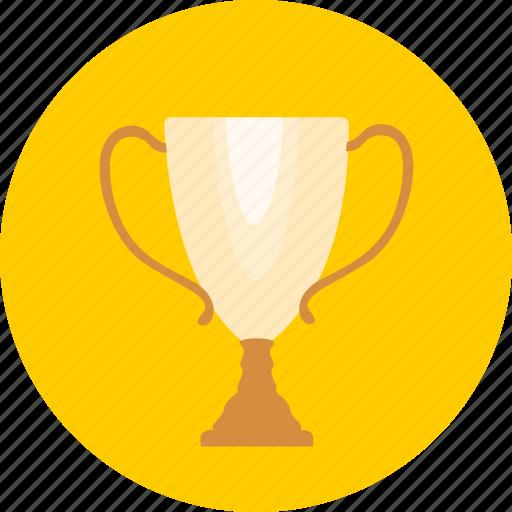 achievement, awards, cup, winner icon