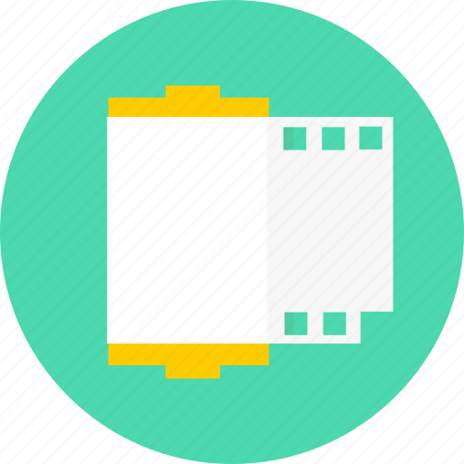 film, media, movie, multimedia icon