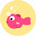 animal, animals, fish icon