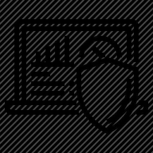 dashboard, data dashboard protection, gdpr, general data protection regulation, protection icon