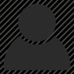 avatar, myself, people, profile, username icon