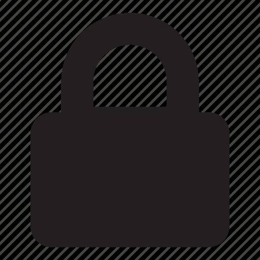 key, lock, log, password, username icon