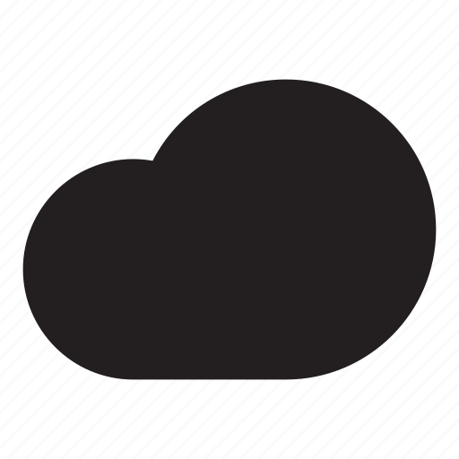 cloud, day, sky, weather icon