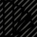 color, creative, design, panel icon