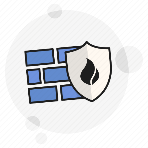 defend, firewall, prevention, protection, safety, security, shield icon