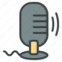 microphone, podcast, sound, technology, voice, recording, record