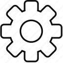 admin, administrative, cog, gear, settings icon