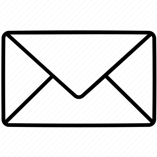 email, inbox, letter, mail, message, post icon