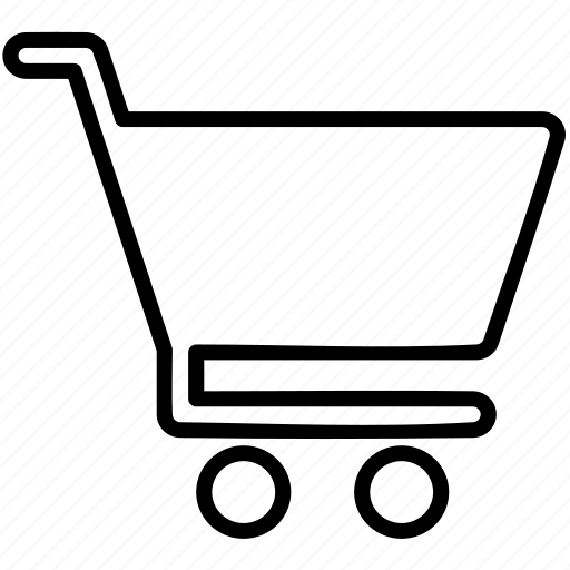 buy, cart, ecommerce, goods, sell, shopping icon