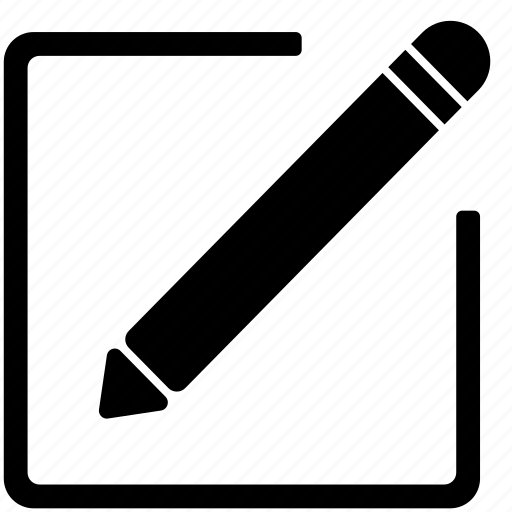 change, edit, modify, pencil, write icon