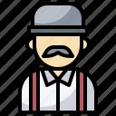 avatar, generation, man, people, profile, user, y
