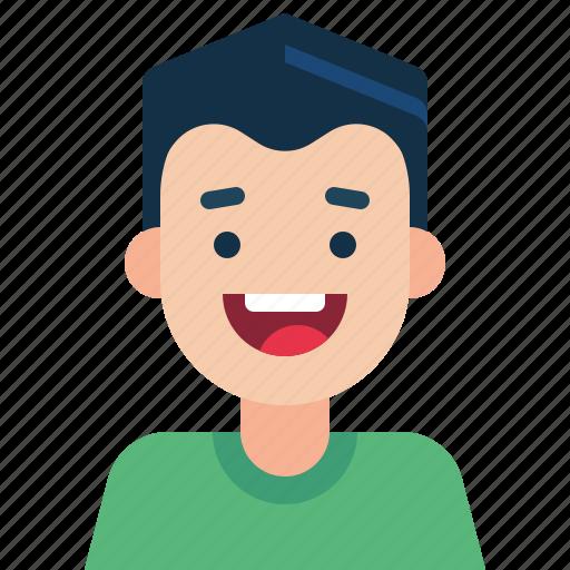 Avatar, male, man, portrait icon - Download on Iconfinder