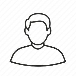 avatar, male avatar, male user, user icon