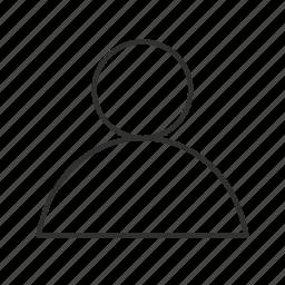 avatar, unisex avatar, user, user photo icon