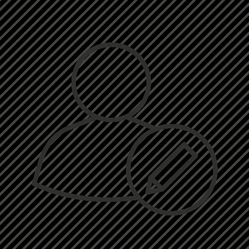 edit avatar, edit user, modify avatar, unisex avatar, user icon
