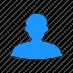 avatar, boy, male, user icon