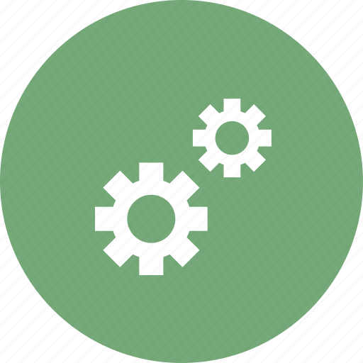 gear, gears, options, preferences, settings, system, tools icon
