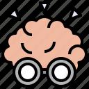 brain, human, microscope, body, organ, thinking