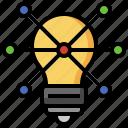 lightbulb, innovation, energy, idea, thinking