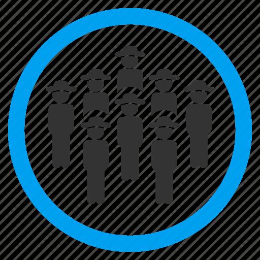 customers, gentleman crowd, people, staff, team, user group, users icon