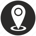 app, geo, gps, location, map, point icon