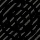 circles, multi, pattern, decor, layer, design, vault