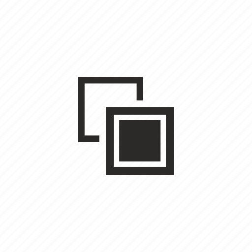 copy, dublicate, instrument, object, tool icon